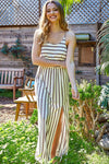 Coco Maxi Stripe Dress