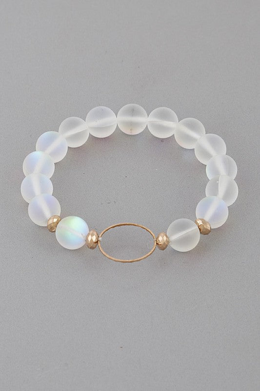 Mermaid Glass Bracelet