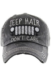 Jeep Hair Hat