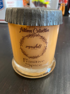Primitive Spice Candle