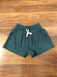 High Waist Seaweed Comfy Shorts