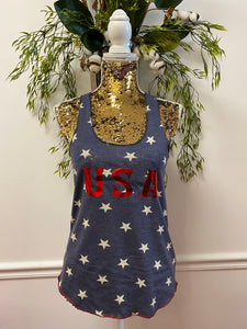Navy Star USA Tank