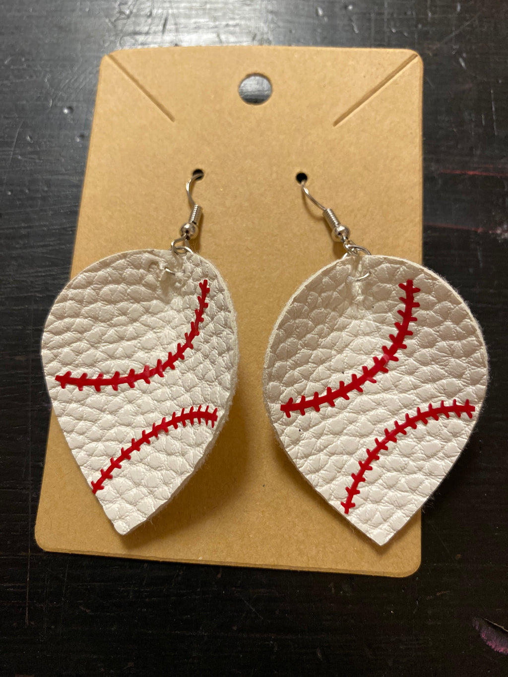 Sport Petal Earrings