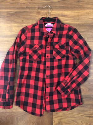 Buffalo I Believe Flannel
