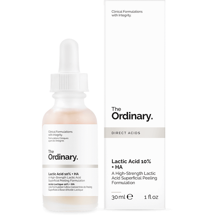 The Ordinary - Acide lactique 10% + HA 2% 30 ml
