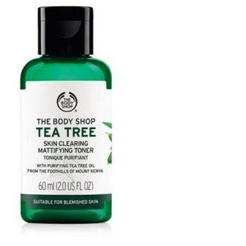 Lotion Tonique Matifiante et Purifiante Arbre à Thé - 60mL