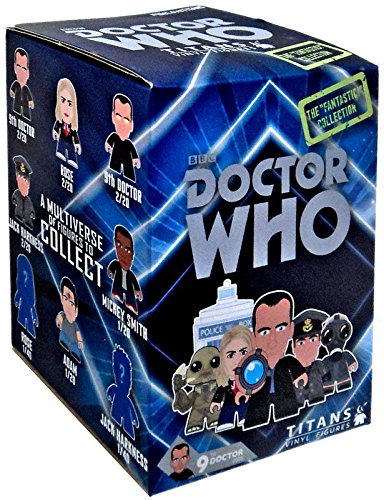 Doctor Who 9th Doctor Fantastic Collection Random Mini Figure 5052473078029