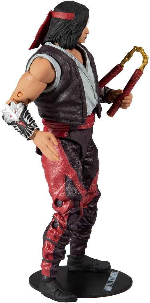 Mortal Kombat Liu Kang 7-Inch Action Figure 787926110364