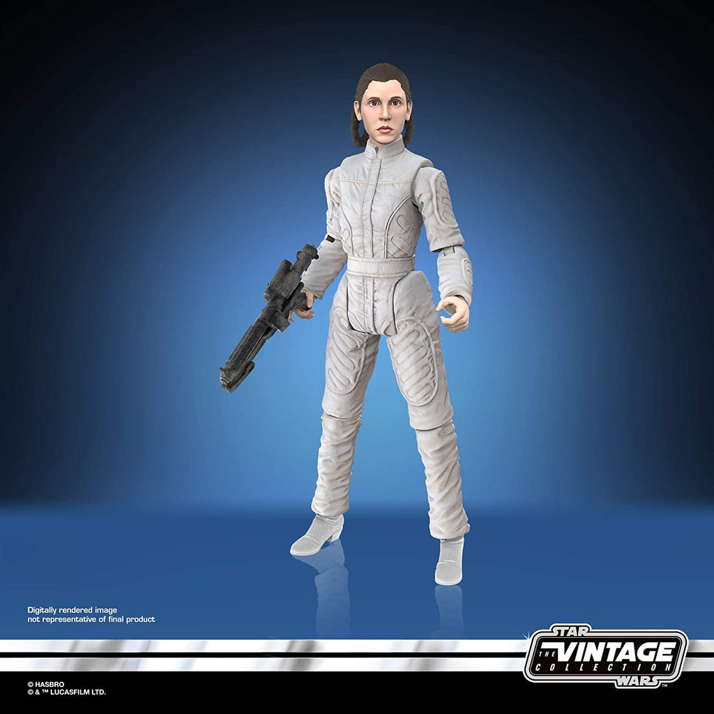 Star Wars The Vintage Collection Princess Leia Organa (Bespin Escape) Figure 3.75 Inches 5010993834341
