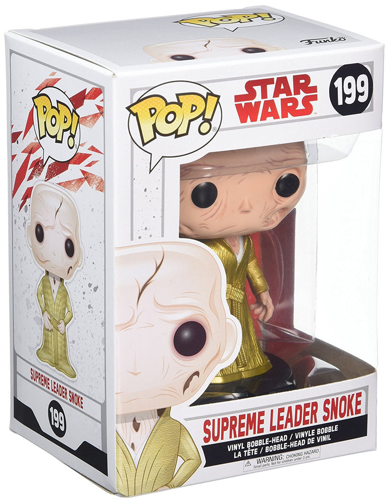 Funko Pop Supreme Leader Snoke Box
