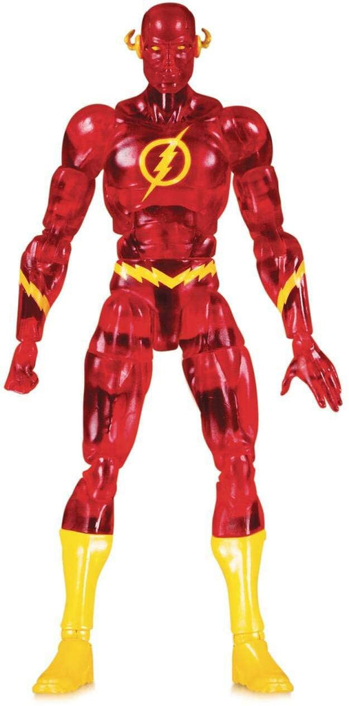 DC Essentials: The Flash Speed Force Action Figure 761941366906