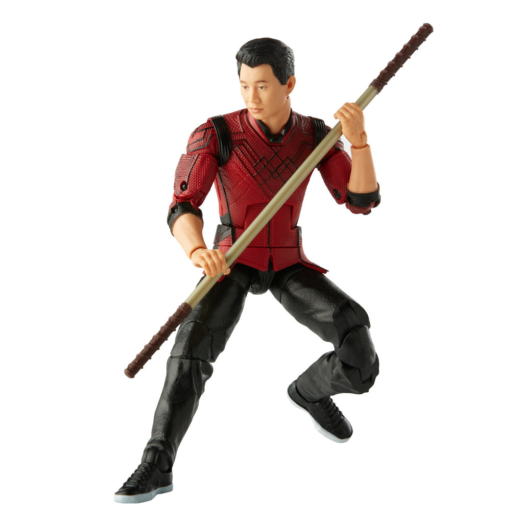 Marvel Legends Shang-Chi - Shang-Chi Legend Of Ten Rings Action Figure, 6 Inch