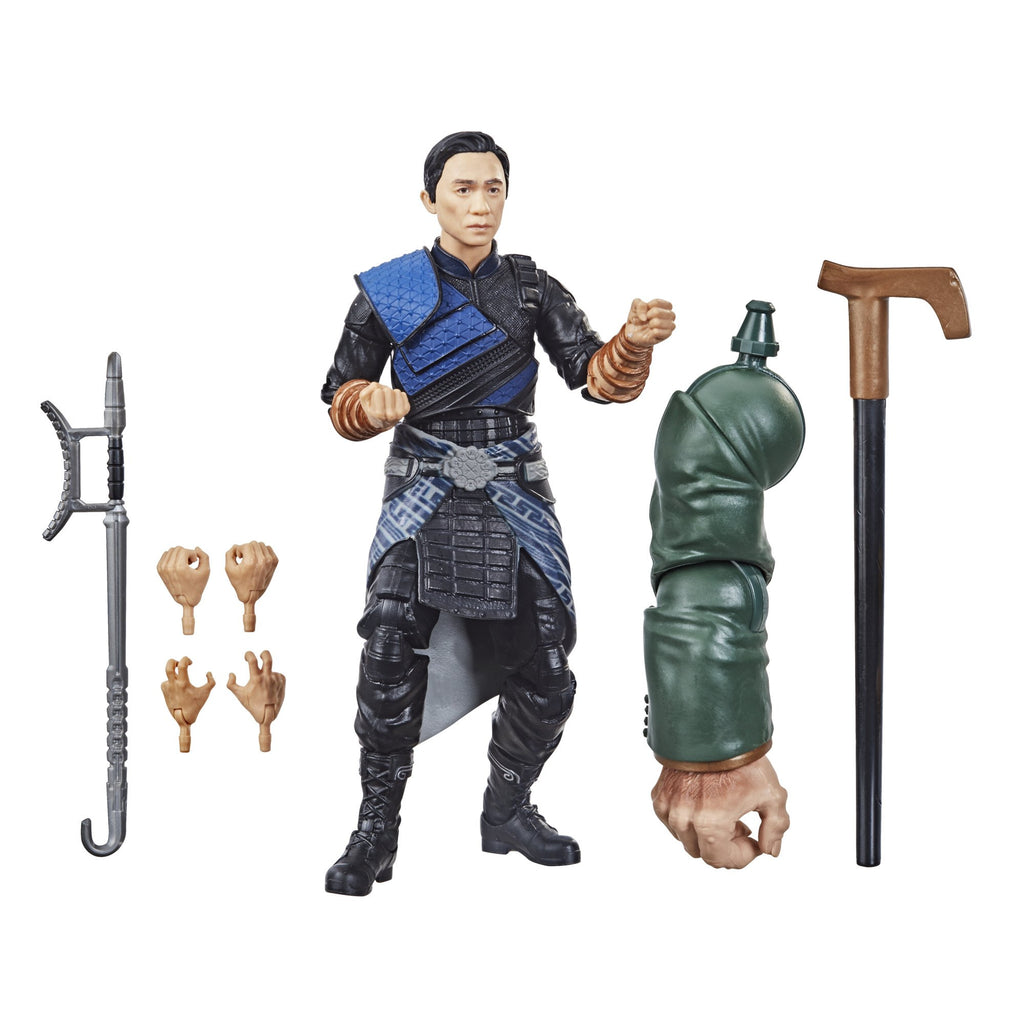 Marvel Legends Wenwu - Shang-Chi Legend Of Ten Rings Action Figure, 6 Inch