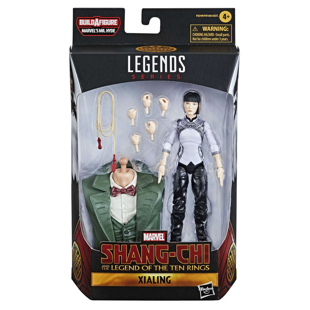 Marvel Legends Xialing - Shang-Chi Legend Of Ten Rings Action Figure, 6 Inch