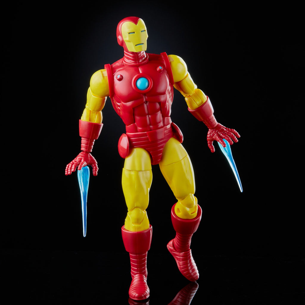 Marvel Legends Tony Stark (A.I.) Action Figure, 6 Inch