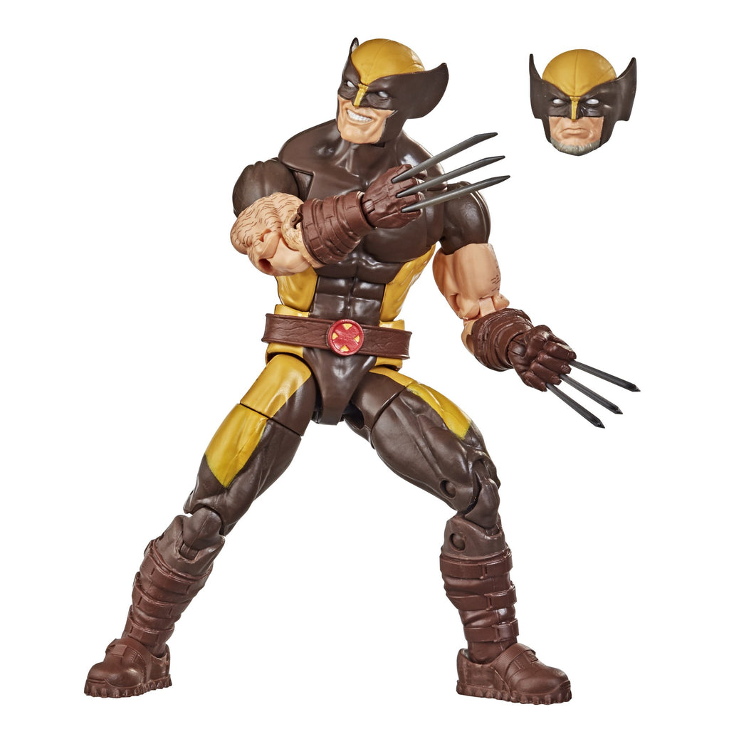 Marvel Legends House of X - Wolverine Action Figure 6 Inch 5010993789733