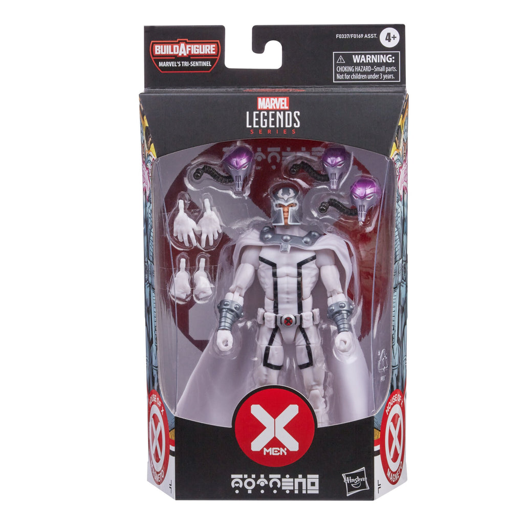 Marvel Legends House of X - Magneto Action Figure 6 Inch 5010993790166