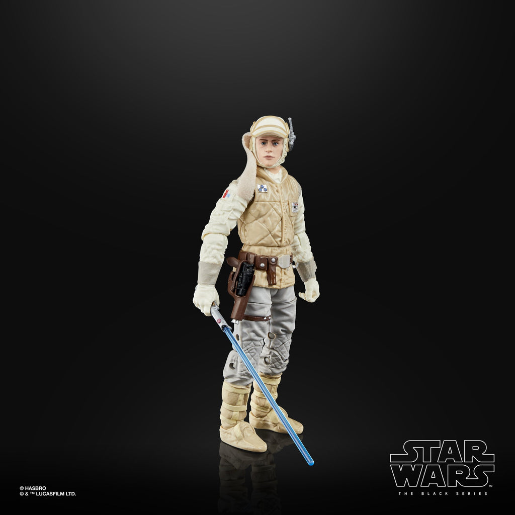 Star Wars Black Series Archive Luke Skywalker (Hoth) 6 inch Action Figure 5010993813421