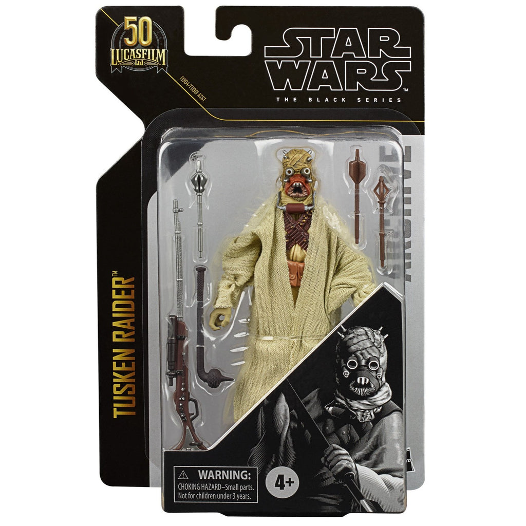 Star Wars Black Series Archive Tusken Raider 6 inch Action Figure 5010993825370