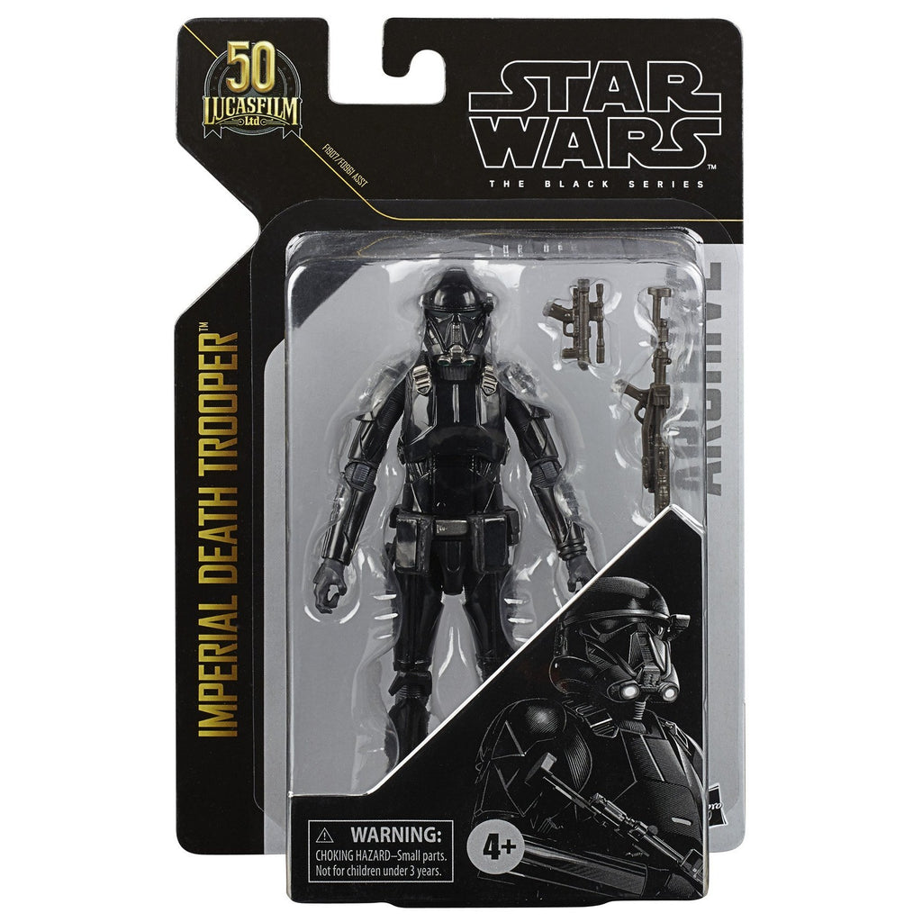 Star Wars Black Series Archive Imperial Death Trooper 6 inch Action Figure 5010993825417