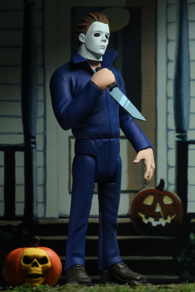 NECA Toony Terrors Series 2: Halloween - Michael Myers 6-inch Action Figure 634482044834