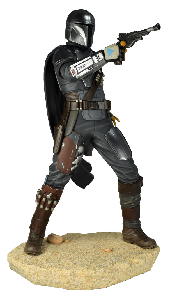 Star Wars Premier Collection: Mandalorian MK3 Statue