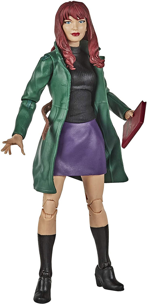 Spider-Man Retro Marvel Legends 6-Inch Gwen Stacy Action Figure 5010993715503