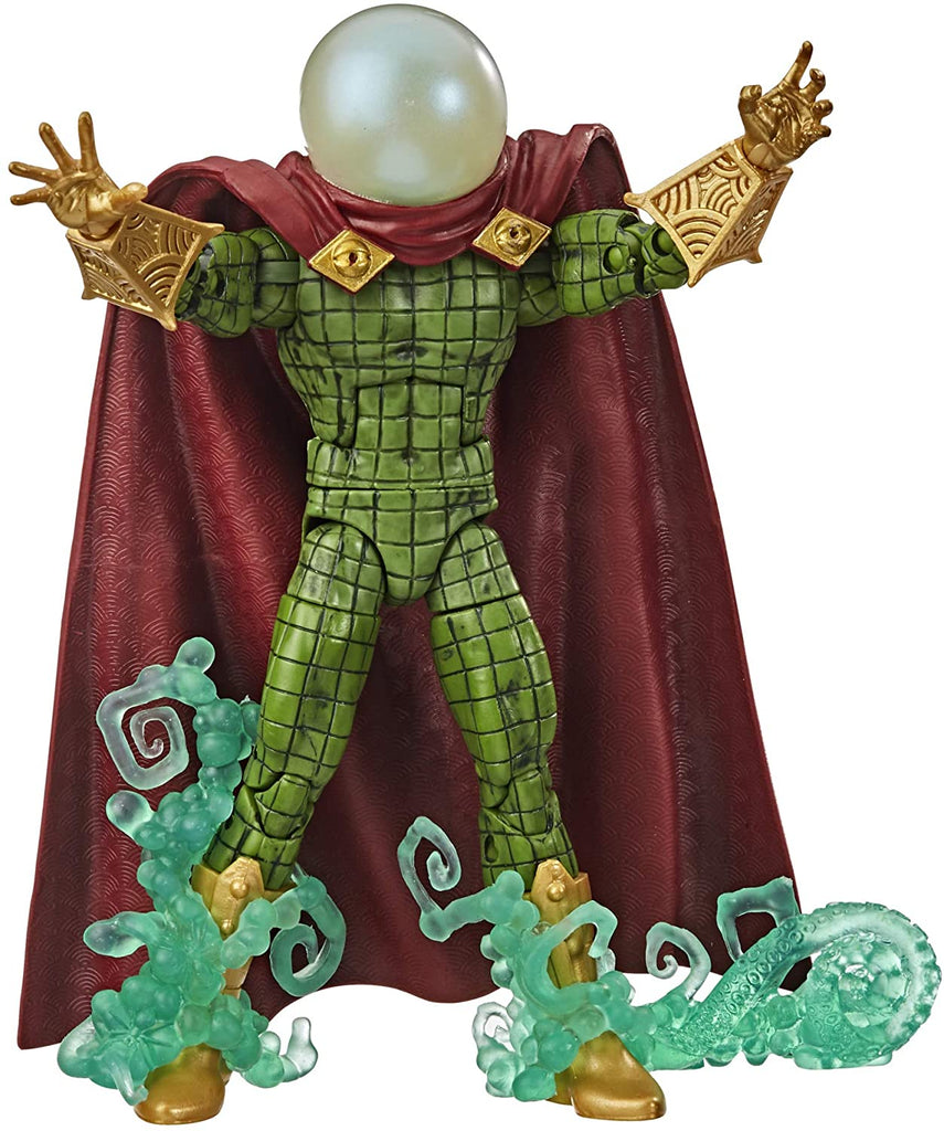 "Spider-Man Retro Marvel Legends Mysterio 6"" Action Figure 5010993723805"