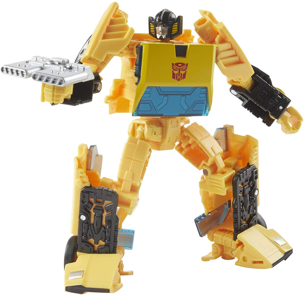 Transformers War for Cybertron: Earthrise - Sunstreaker Action Figure 5010993660087