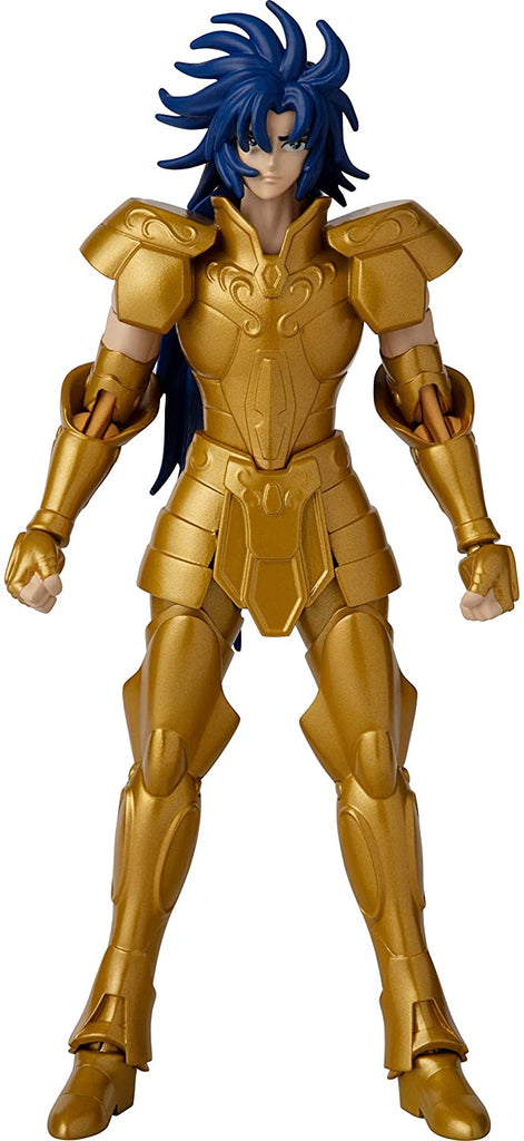 Anime Heroes Saint Seiya - Knights of the Zodiac - Gemini Saga Action Figure 045557369224
