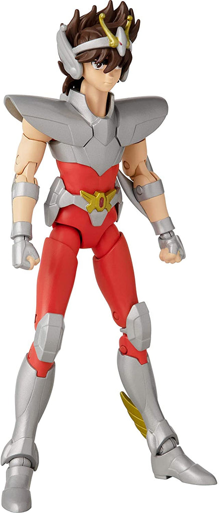 Anime Heroes Saint Seiya - Knights of the Zodiac - Pegasus Seiya Action Figure 045557369217
