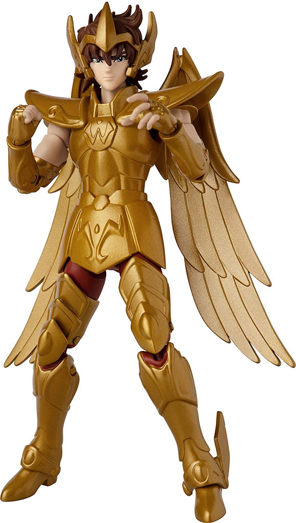 Anime Heroes Saint Seiya - Knights of the Zodiac - Sagittarius Aiolos Action Figure 045557369231