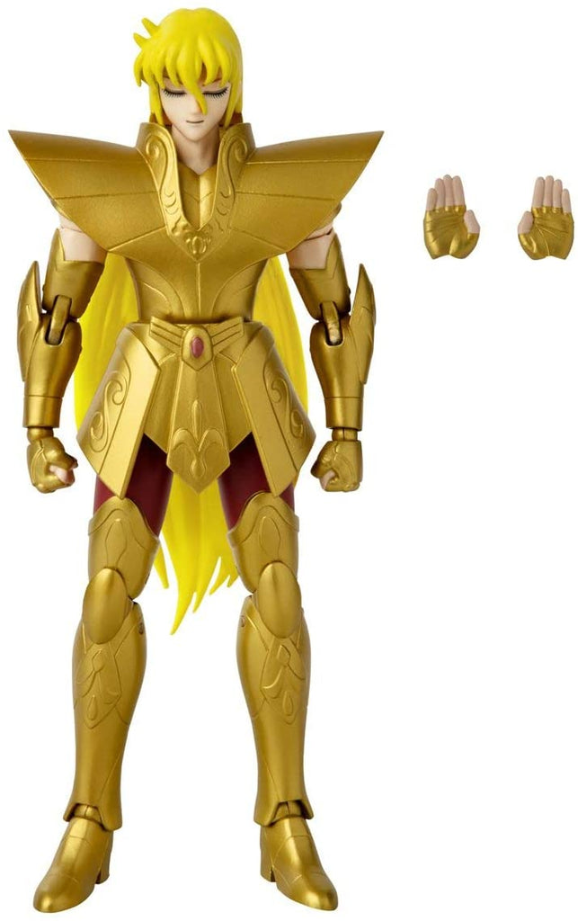Anime Heroes Saint Seiya - Knights of the Zodiac - Virgo Shaka Action Figure 045557369248