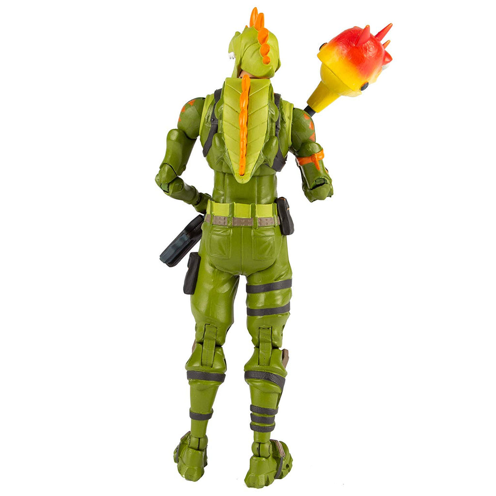 Fortnite Series 1 Rex 7-Inch Action Figure 787926106053
