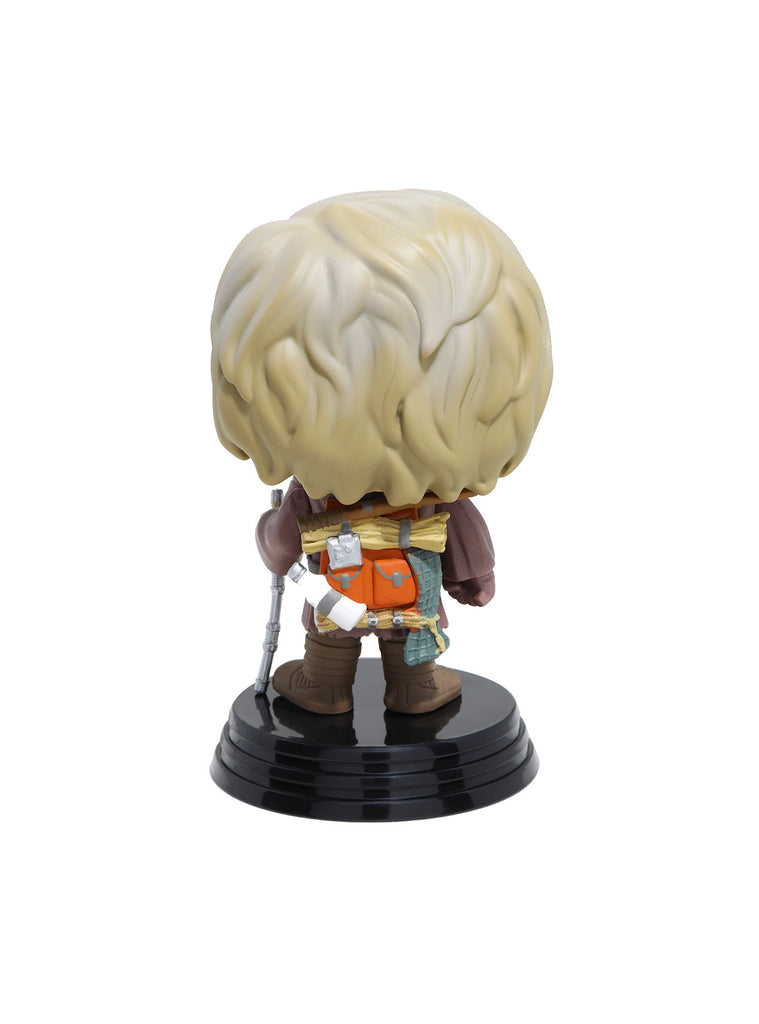 Funko Pop 193 Luke Skywalker back