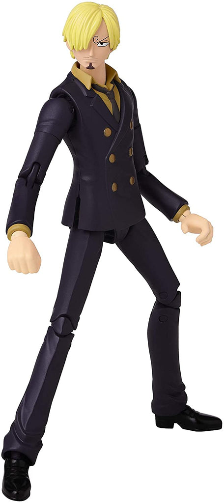 Anime Heroes One Piece Sanji Action Figure 045557369330