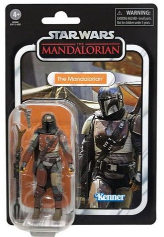 Star Wars The Vintage Collection The Mandalorian Figure 3.75 Inches