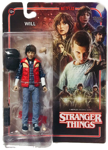 Stranger Things Will 7-Inch Action Figure 787926130287