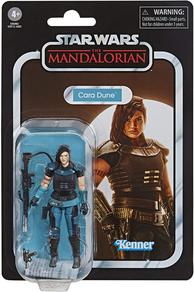 Star Wars The Vintage Collection Cara Dune Figure 3.75 Inches 630509924332