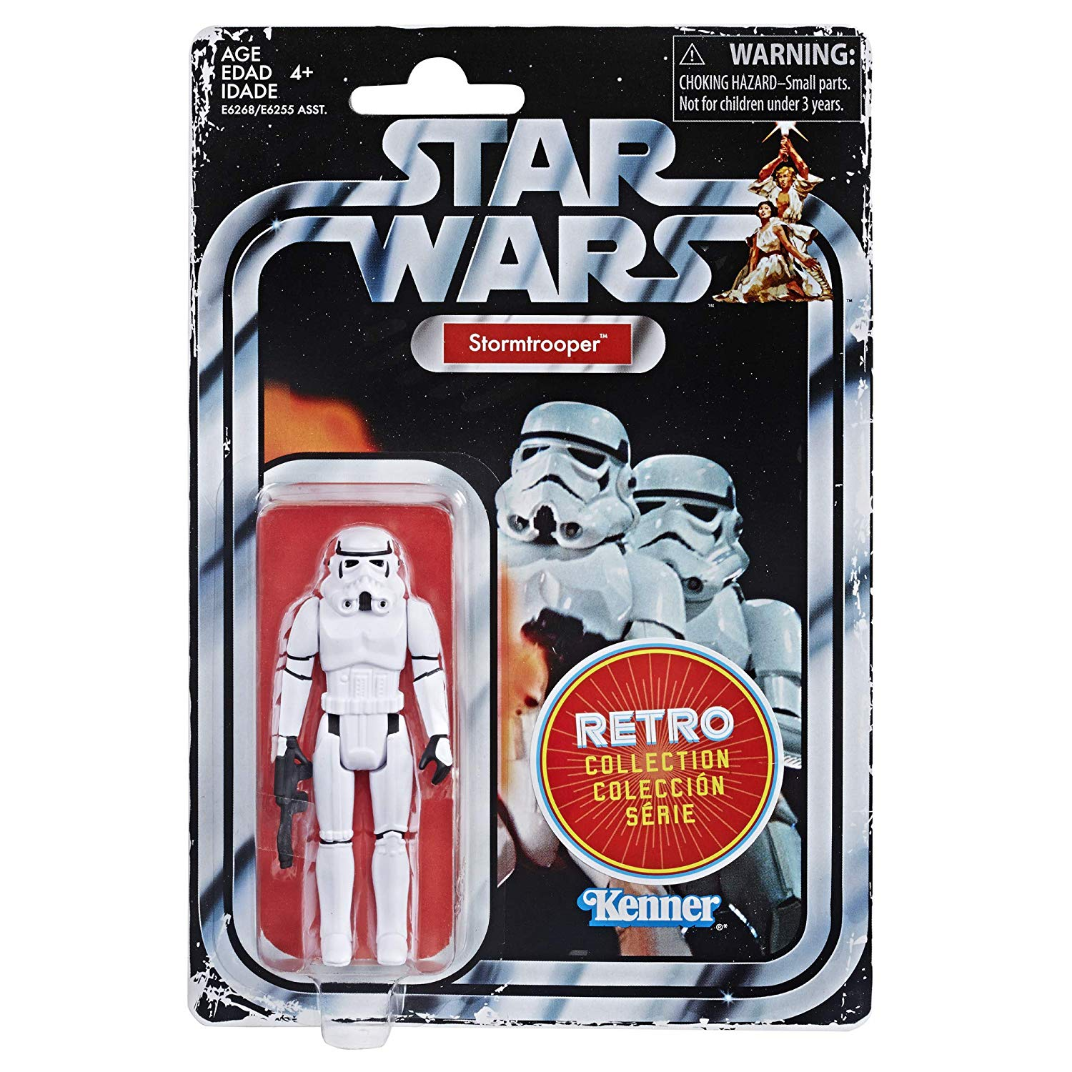 Star Wars Retro Collection Stormtrooper 2019 Episode Iv A New Hop Quest Toys