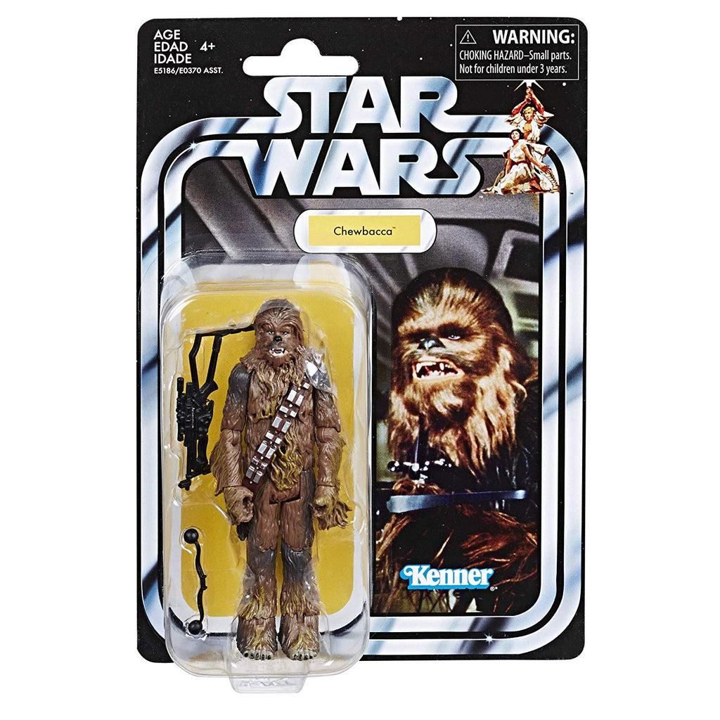 Star Wars The Vintage Collection Chewbacca Figure 3.75 Inches 630509790043