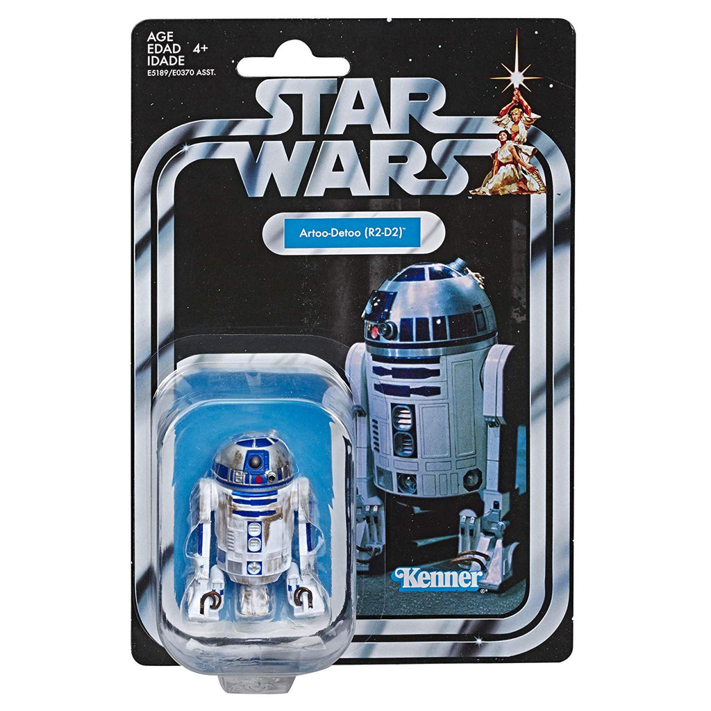 Star Wars The Vintage Collection Artoo-Detoo (R2-D2) Figure 3.75 Inches 630509804429
