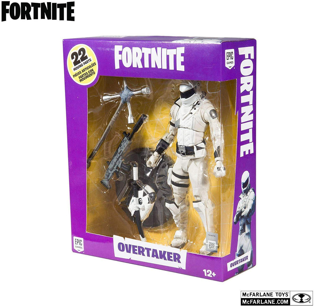 Fortnite Overtaker 7-Inch Action Figure 787926106183