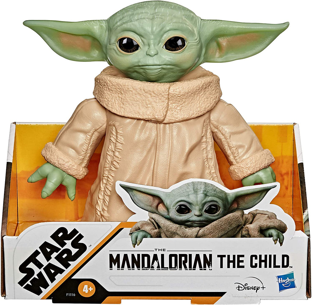 Star Wars The Mandalorian The Child 6.5-Inch Posable Action Figure 5010993761524