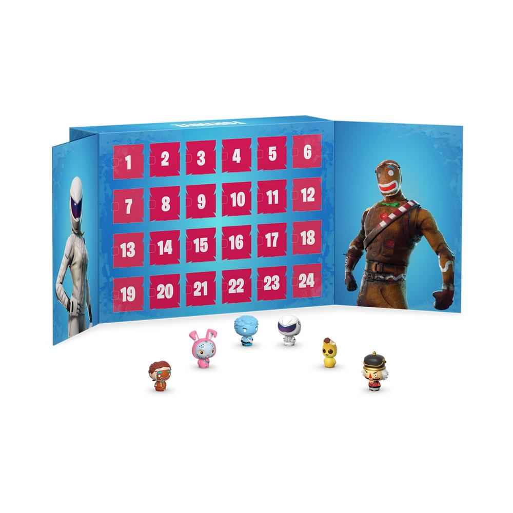 Funko Advent Calendar: Fortnite 2019, 24Pc