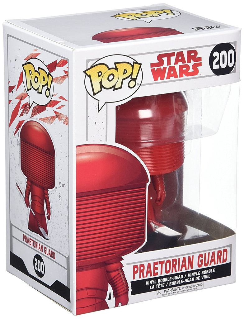 Funko Pop 200 Praetorian Guard box