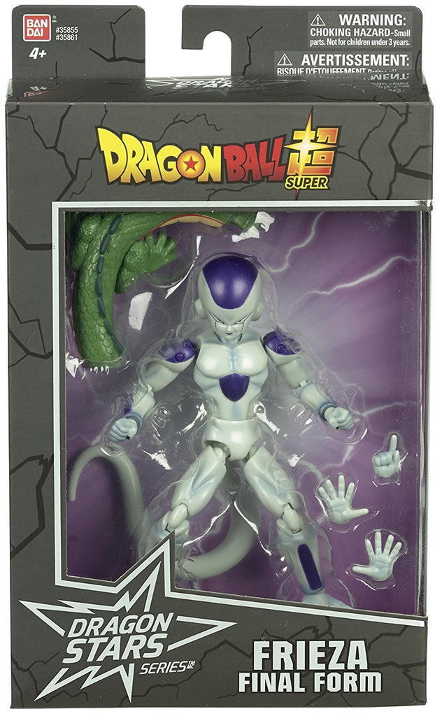 Dragon Ball Super Dragon Stars Frieza Final Form Action Figure 045557358617