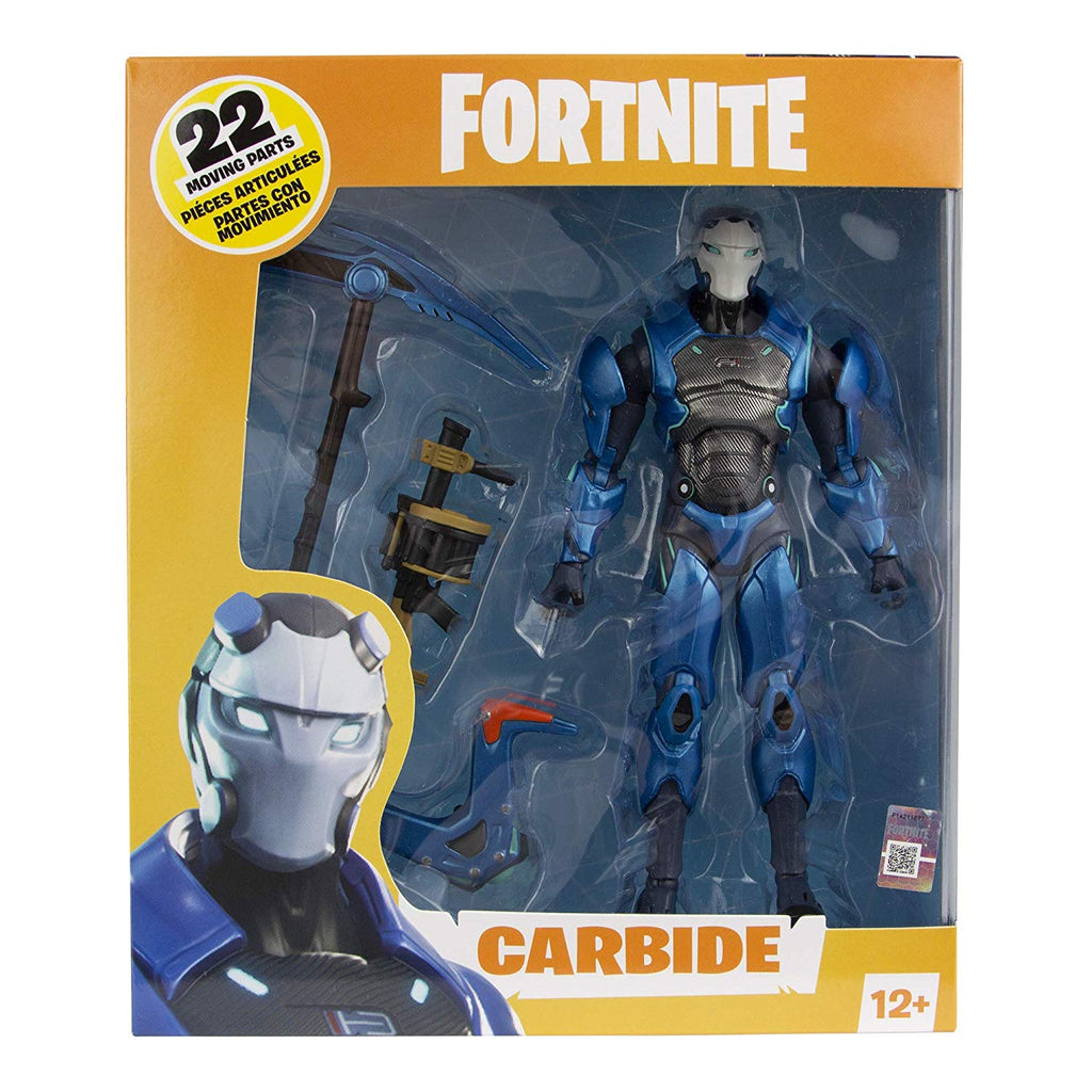 Fortnite Series 1 Carbide 7-Inch Action Figure 787926106084