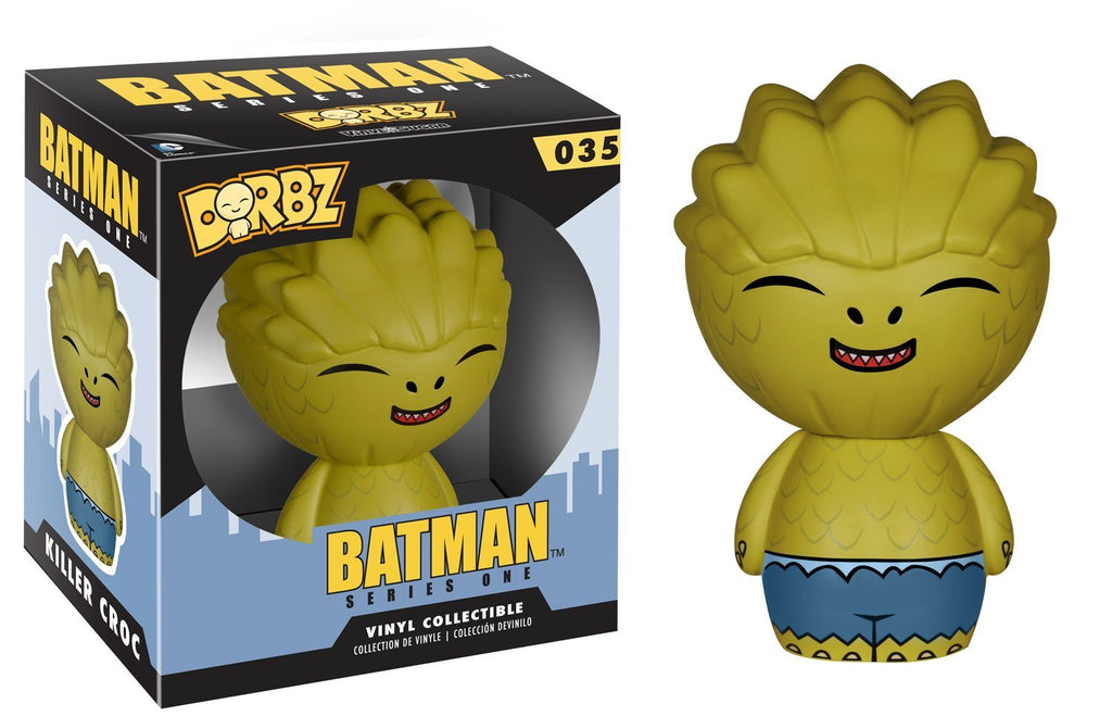 Funko Dorbz: Batman - Killer Croc Vinyl Figure