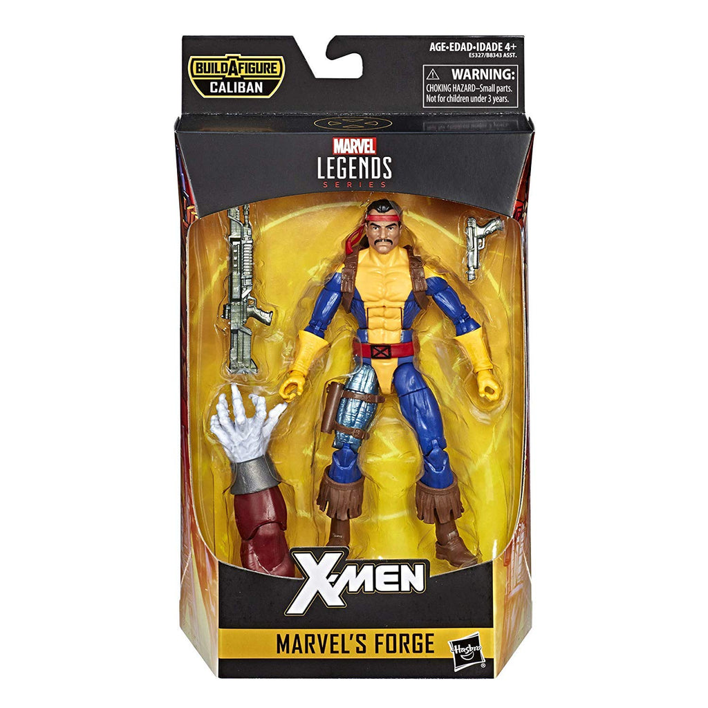 Marvel Legends X-Men Forge Action Figure, 6-inch 630509808526